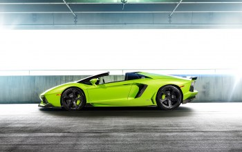 Lamborghini,light,салатовая