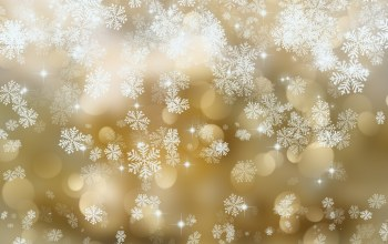 golden,снежинки,background,snowflakes,with