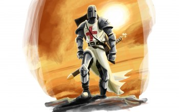armor,shield,Non nobis Domine,sword,sacred warrior,paladin,sed nomini tuo ad gloriam,warrior templar,non nobis,knight templar,cross,blood,crusades,blade,helmet,divine warrior,knight,holy war