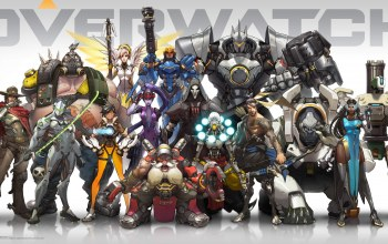 game,overwatch,walpaper