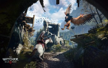 witcher,gaming