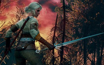 game,ciri,witcher