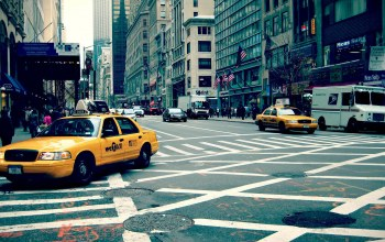 cab,taxi,yellow,new,york