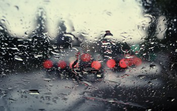 rain,Window,lights,traffic