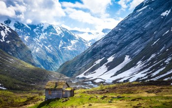landscape,mountains,norway