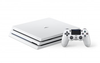 hi-tech,PlayStation 4 Pro,game,Glacier White PS4 Pro,console,technology,ps4,Glacier White,playstation,PS4 Pro