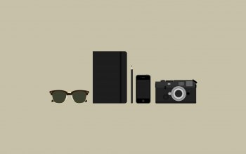 hipster,illustration,items,Flat
