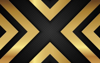 shapes,perforated,background,arrow,Gold,metallic