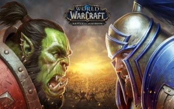 alliance,orc,Horde,world of warcraft,Battle for Azeroth,human