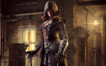 assassins,frye,Syndicate,creed,evie