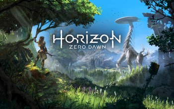 game,horizon,dawn