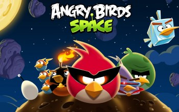 Birds,angry,game,space