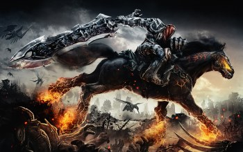 Darksiders,game