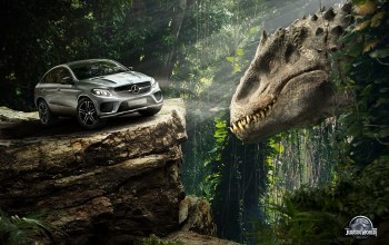 mercedes,World,gle,Jurassic