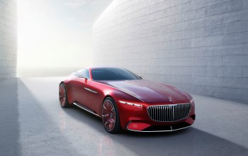 maybach,mercedes,vision