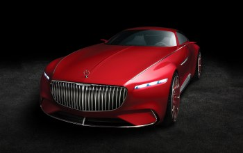 mercedes,maybach,vision