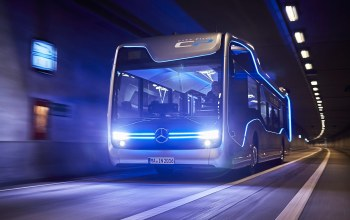 future,bus,mercedes