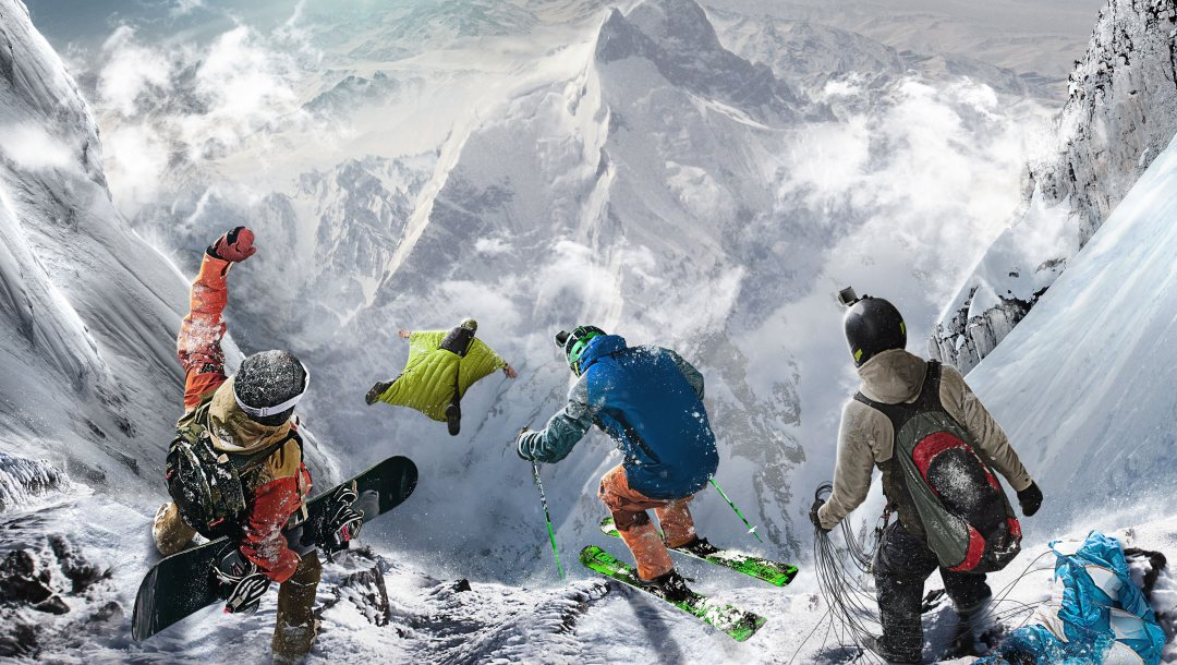 extreme,game,steep,sport
