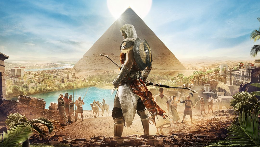 Assassin's Creed,origins,ubisoft,египет