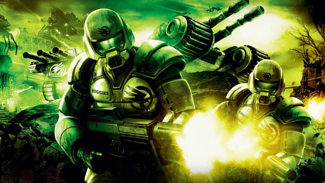 command,conquer,game