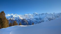 top,вершины,snow,the,mountains