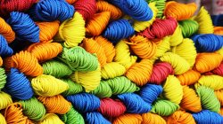 colorful,yarns