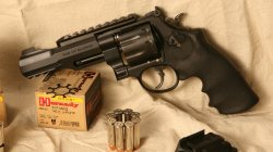 Model 327,Smith & Wesson,S&W,weapon,357 Magnum,m&p,Smith,wesson,Револьвер