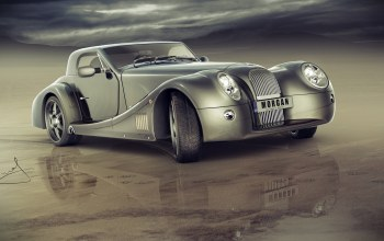 Вода,автомобиль,Morgan Aero 8 custom