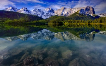 reflection,the,mountain