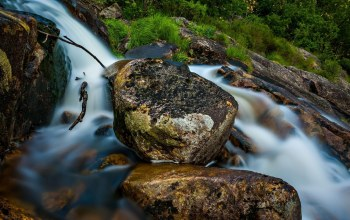 river,stones,the,речка