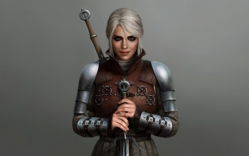 ведьмак,the witcher 3 wild hunt,ciri,доспех