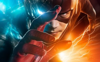 The flash,tv series,hero,suit,yuusha