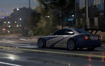 NFSPhotosets,Bmw,нфс,утро,NeedForSpeed,MostWanted