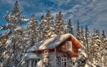 winter,the,house,snow