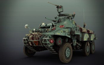 SCI-FI WW2 ALLIED RECON VEHICLE,автомобиль