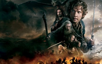 armies,battle,five,Hobbit