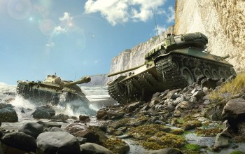 мир танков,wargaming net,wot,TVP T 50/51,World of tanks