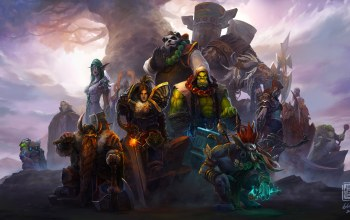 World,characters,warcraft