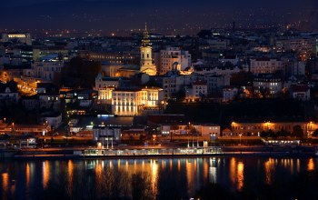 Сербия,A night in Belgrade,Белград