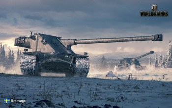 шведский,Kranvagn,World of tanks