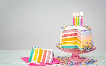 celebration,colorful,happy birthday,cake,candles,торт,день рождения,decoration