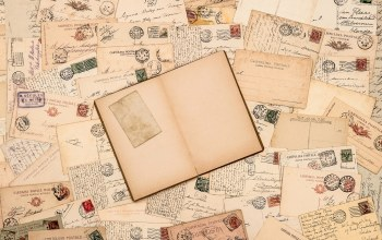 Antique,paper,vintage
