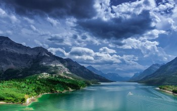 Waterton,national,lakes,park