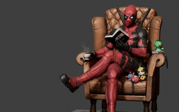 перерыв,mars ...,Deadpool Reading,Уэйд Уинстон Уилсон