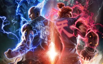 retribution,heihachi,akuma,fated