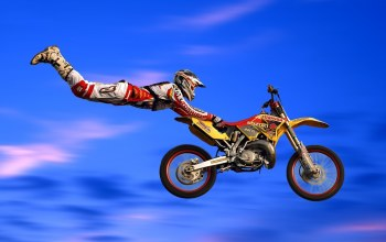 Motocross,freestyle