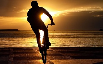 bike,Sunset,bmx