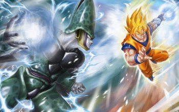 Ball,goku,dragon,z,cell