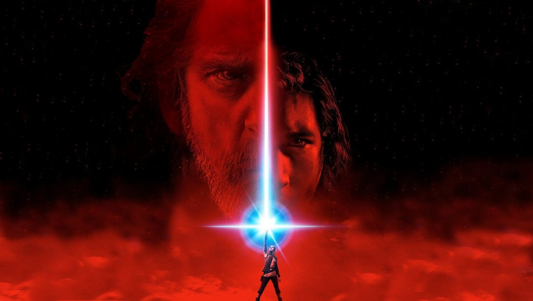 eyes,Jedi,movie,film,Star Wars: Episode VIII - The Last Jedi,stars,Face,Light saber,daisy ridley,cinema,Red,luke skywalker,Mark Hamill
