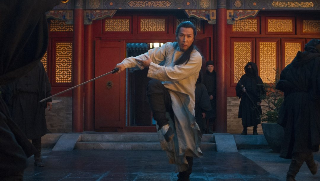 film,Donnie Yen,sword,asiatic,Crouching Tiger Hidden Dragon: Sword of Destiny,china,cinema,lade,martial artist,chinese,movie,asian